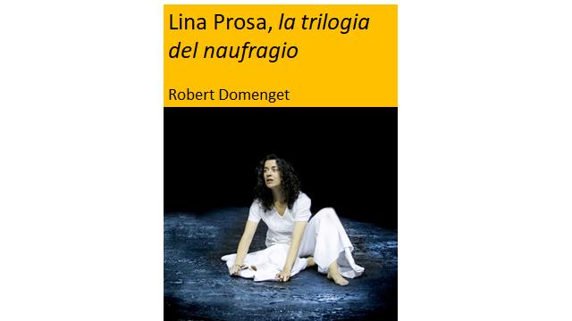 Affiche Lina Prosa